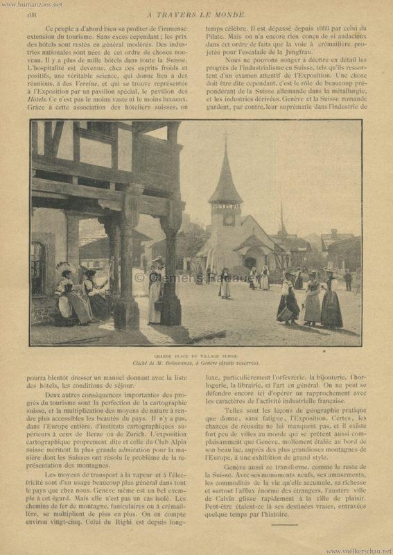 1896 A Travers le Monde - La Suisse à l'exposition de Genève 4