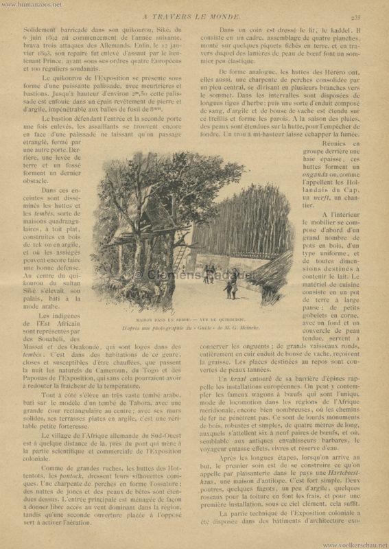 1896.06.A Travers le Monde - Les Colonies Allemandes a l'Exposition de Berlin 3