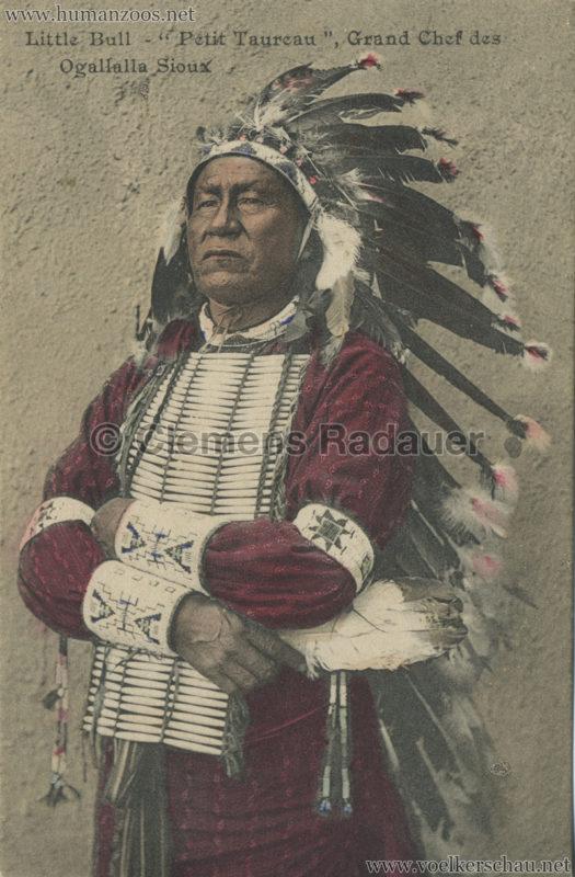 1911 Peaux Rouges - Little Bull