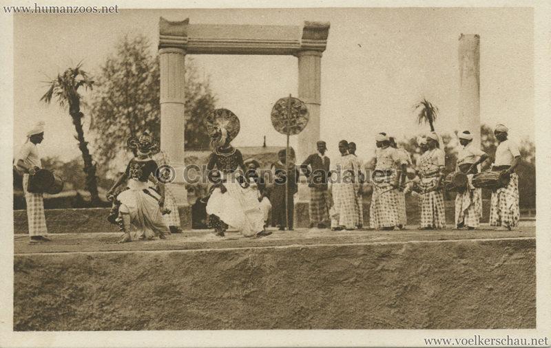 1926 (?) Singhalesen Dorf 15