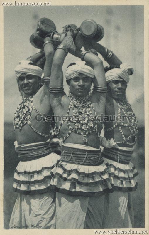 1930 (?) Singhalesen 9