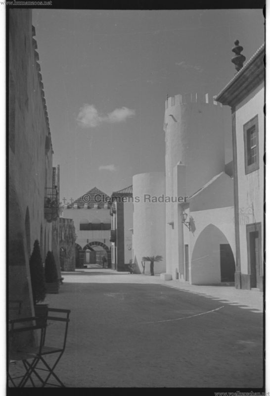 1940 Esposiçao do Mundo Portugués DIA 4