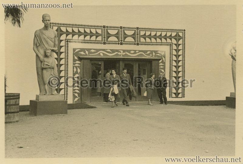 1958 Exposition Universelle Bruxelles - FOTOS S9 3