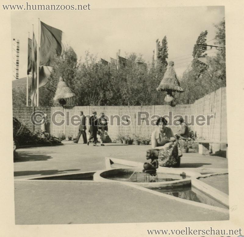 1958 Exposition Universelle Bruxelles - FOTOS S9 4