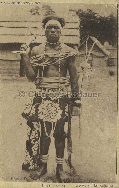 1931 Les Canaques des Iles Mystérieuse aux légendes Cannibales 8