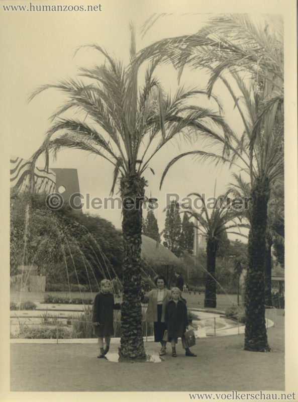 1958 Exposition Universelle Bruxelles - FOTOS S10 5