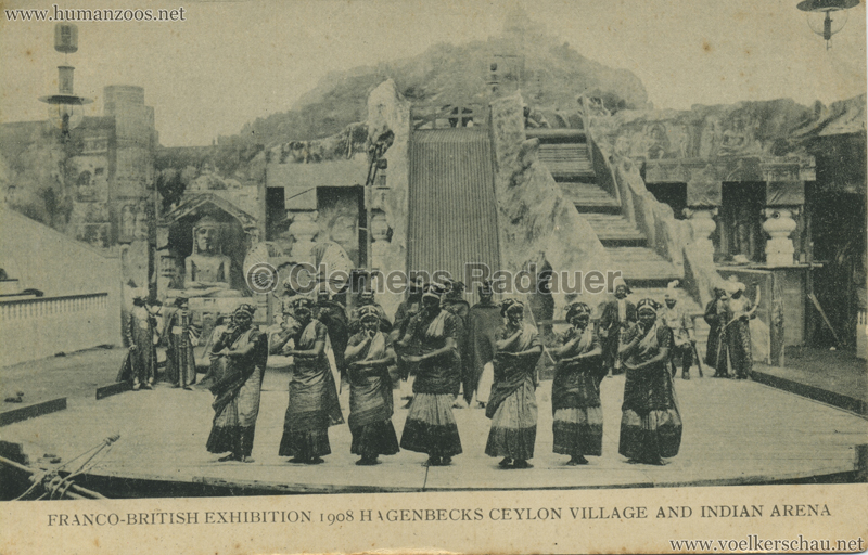 Ceylon Village & Indian Arena - 10. Arena