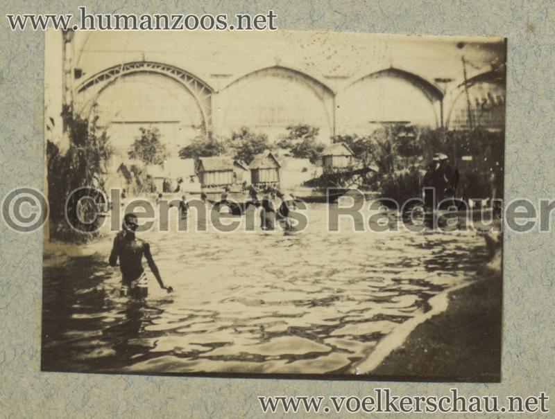 1896 Exposition Ethnographique de l'Afrique occidentale et orientale - Champs de Mars FOTO