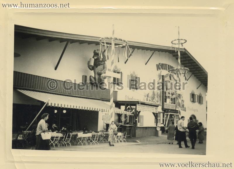 1958 Exposition Universelle Bruxelles - FOTOS S11 3
