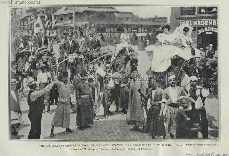 1904 St. Louis World's Fair - Mt Ararat