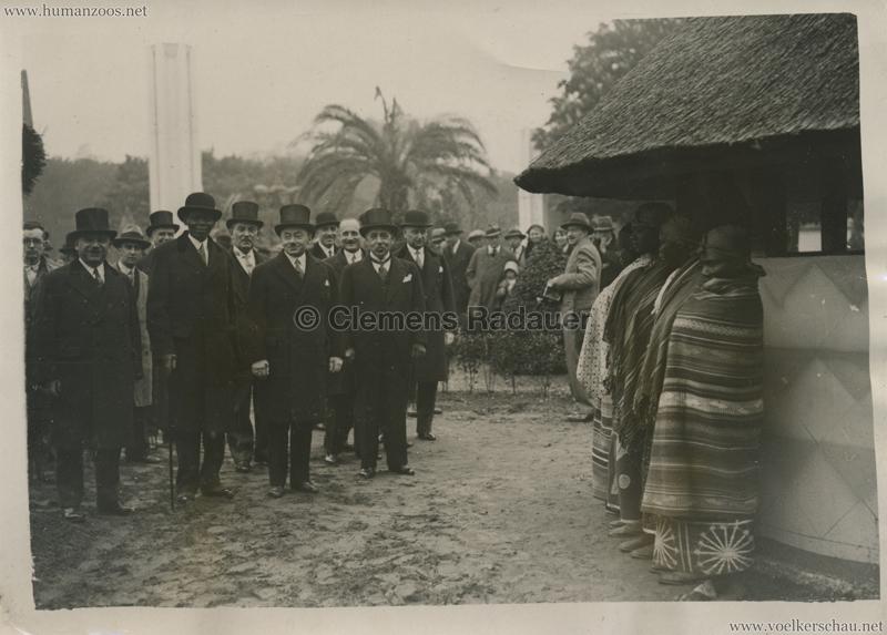 1931 Exposition Coloniale Internationale Paris - AEF - PRESSEFOTO VS