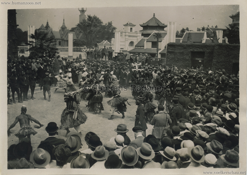 1931 Exposition Coloniale Internationale Paris - AOF - PRESSEFOTO VS