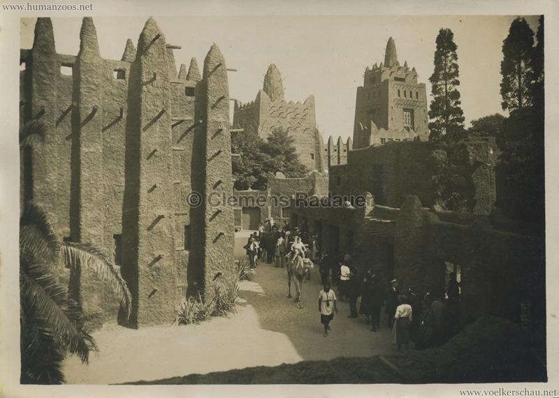 1931 Exposition Coloniale Internationale Paris - AOF - PRESSEFOTO