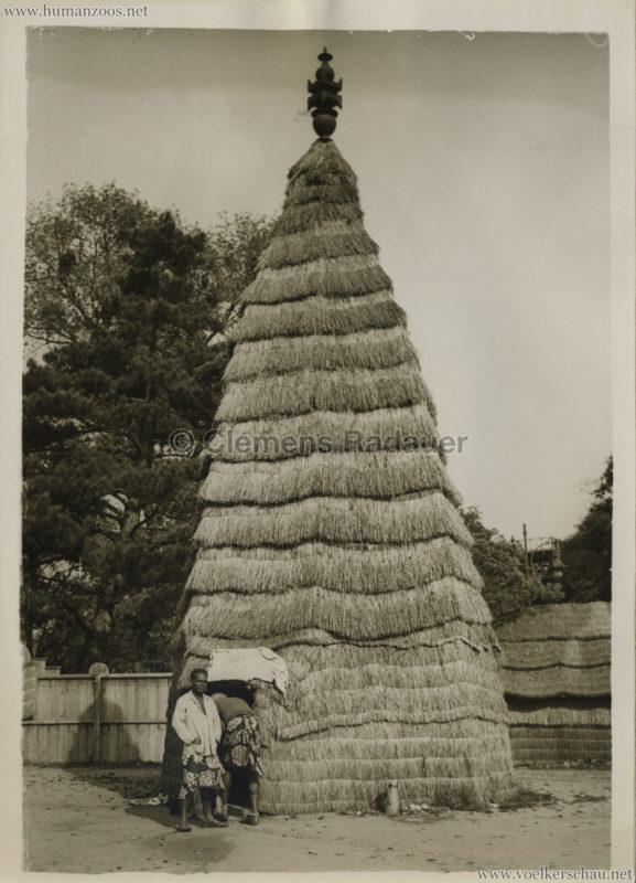 1931 Exposition Coloniale Internationale Paris - Canaques - PRESSEFOTO VS