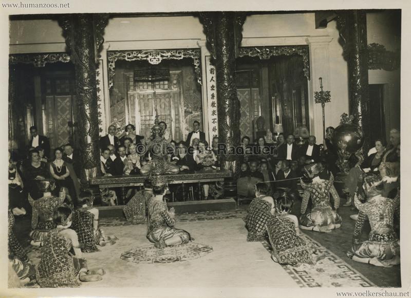 1931 Exposition Coloniale Internationale Paris - Danseuses Cambodgiennes 1 - PRESSEFOTO