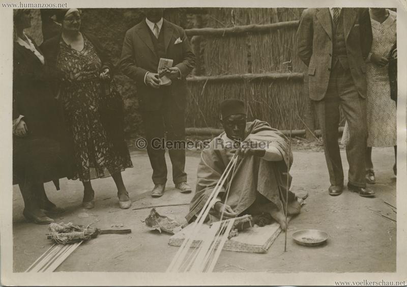 1931 Exposition Coloniale Internationale Paris - Madagaskar - PRESSEFOTO VS