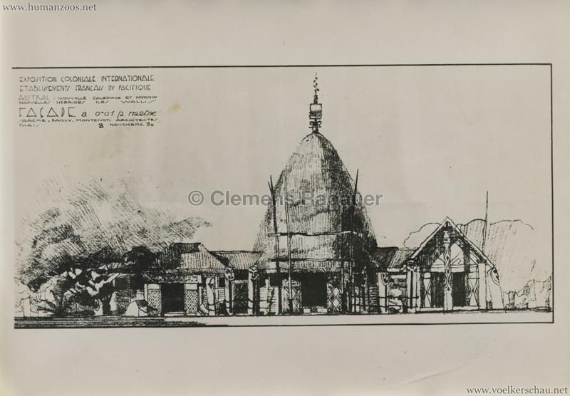 1931 Exposition Coloniale Internationale Paris - Oceanie - PRESSEFOTO