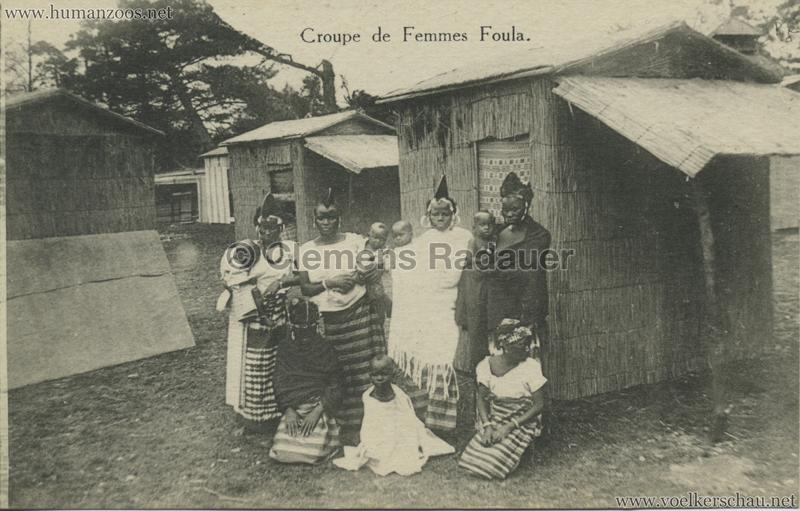 Groupe de Femmes Foulah