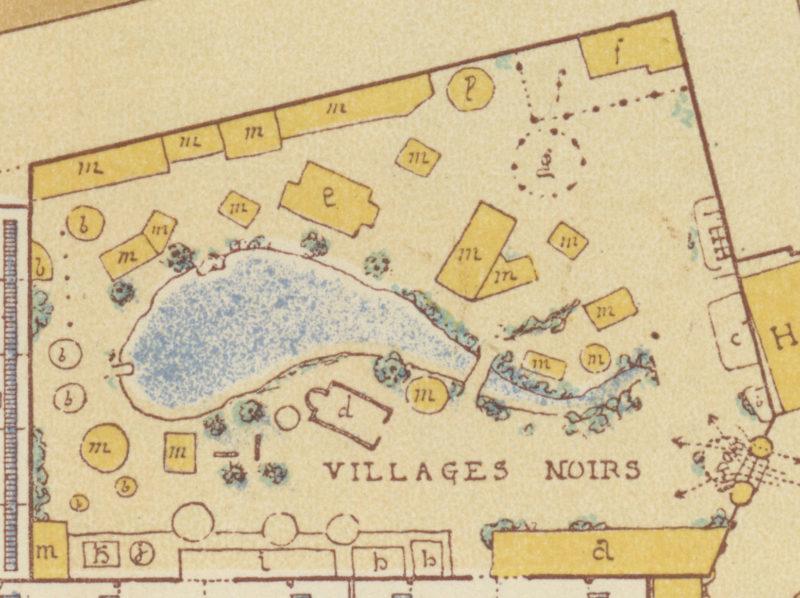 1896 Exposition Rouen PLAN D1