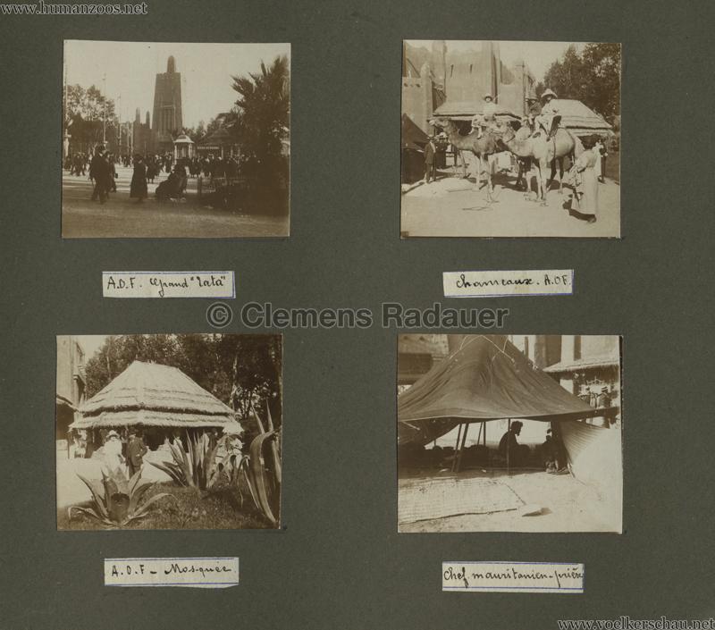 1922 Exposition Coloniale Marseille FOTO - Serie 5 10