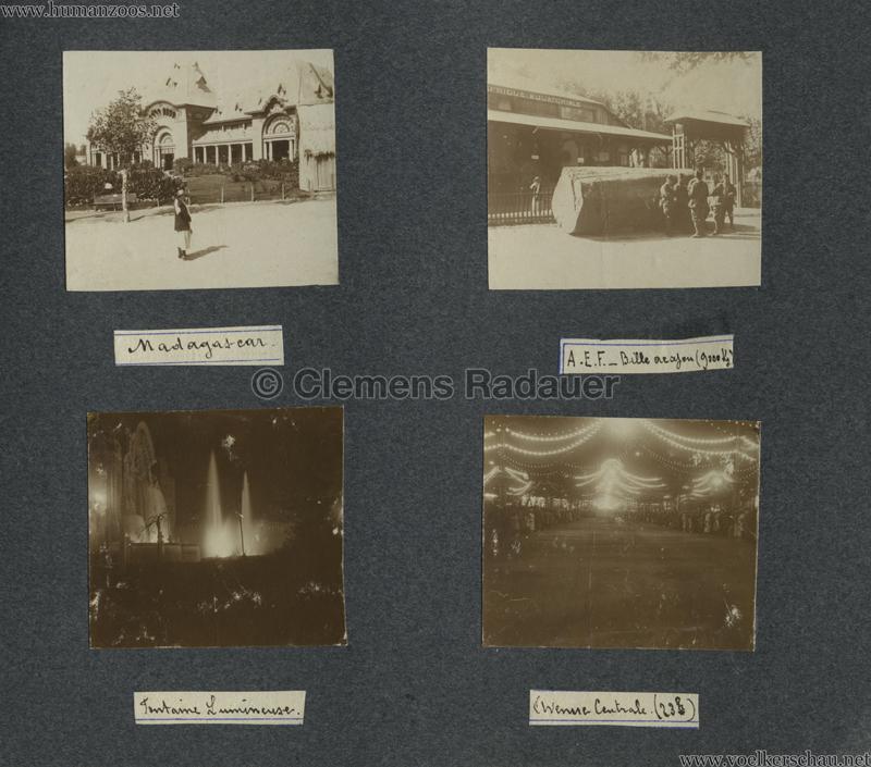 1922 Exposition Coloniale Marseille FOTO - Serie 5 12