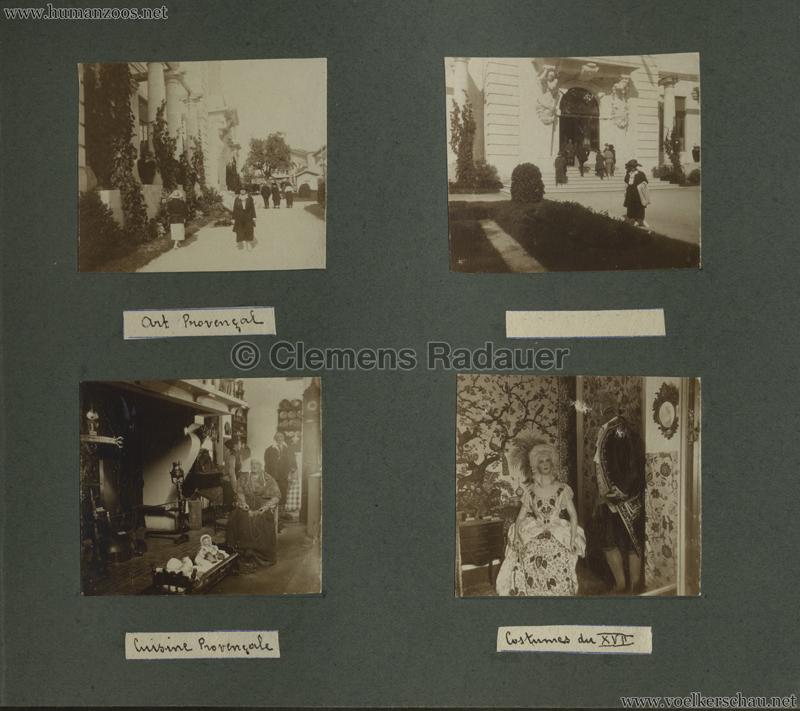 1922 Exposition Coloniale Marseille FOTO - Serie 5 2