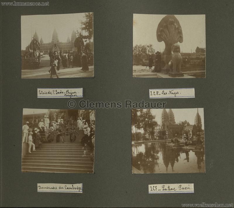 1922 Exposition Coloniale Marseille FOTO - Serie 5 3
