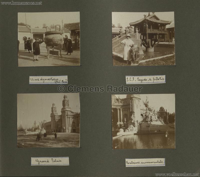 1922 Exposition Coloniale Marseille FOTO - Serie 5 5