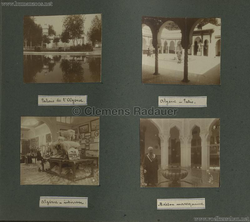 1922 Exposition Coloniale Marseille FOTO - Serie 5 6