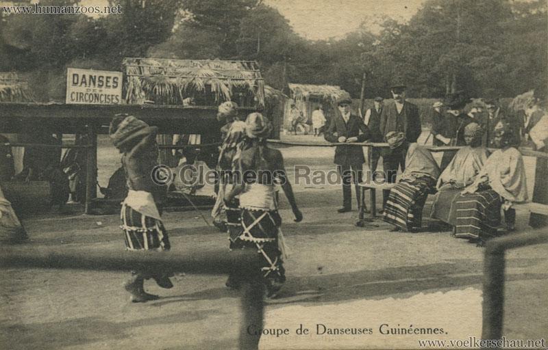 Groupe de Danseuses Guineennes