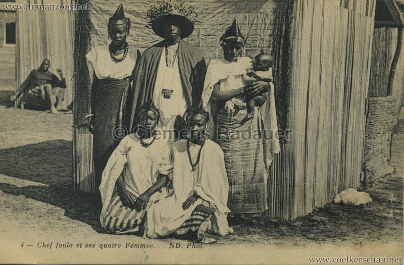 ND 4 - Chef foula et ses quatre Femmes