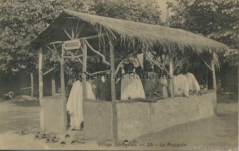 Village Senegalais - La mosquee