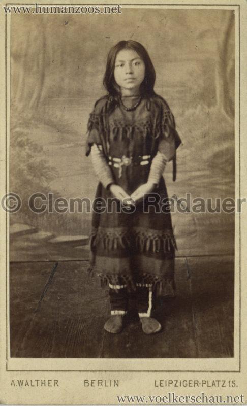 Sioux (1884 ???) A Walther CDV VS