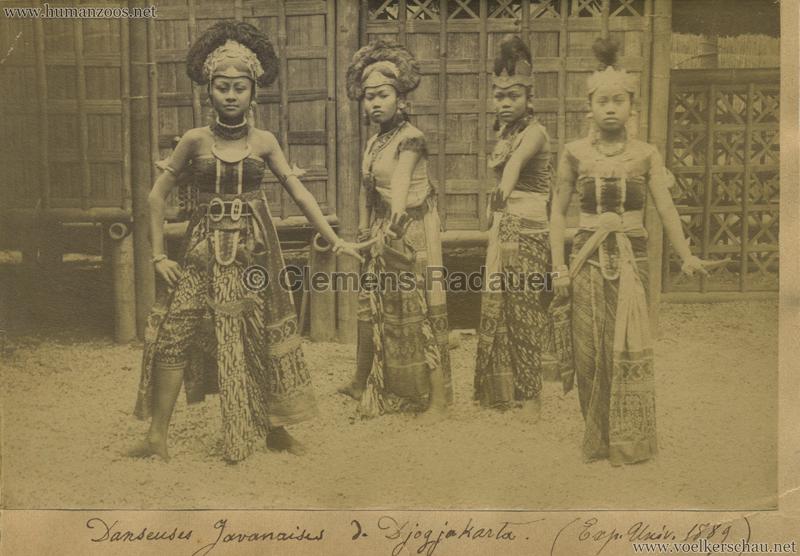 1889 Exposition Universelle Paris - Kampong Javanais 4