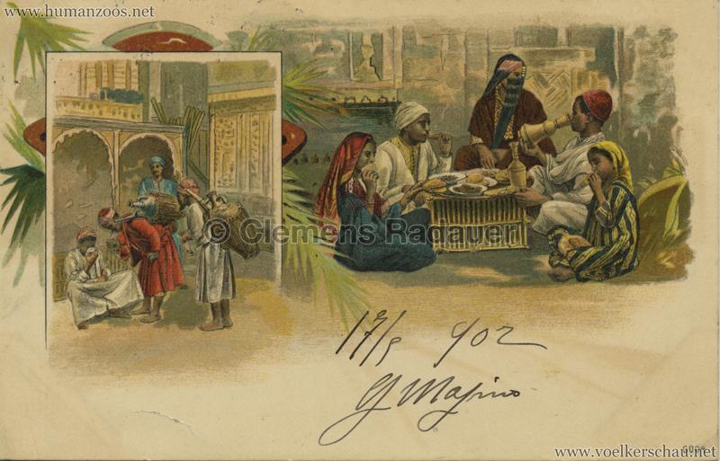 1902 Esposizione di Torino - Villaggi Sudanesi e Sud-Oranesi 10