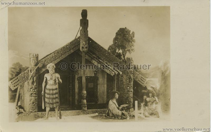 Museum für Länder- und Völkerkunde Lindenmuseum Stuttgart - Beratungshaus der Maori