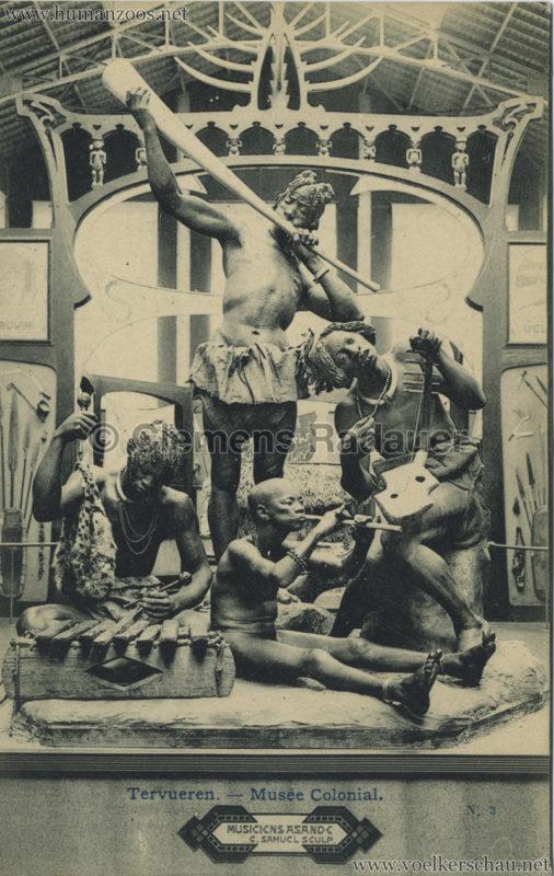 1898 Tervuren Musee Colonial - 3