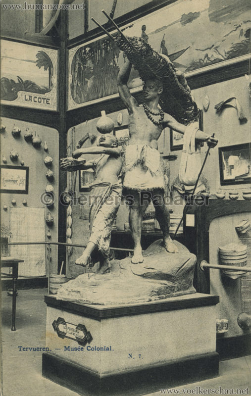 1898 Tervuren Musee Colonial - 7 2