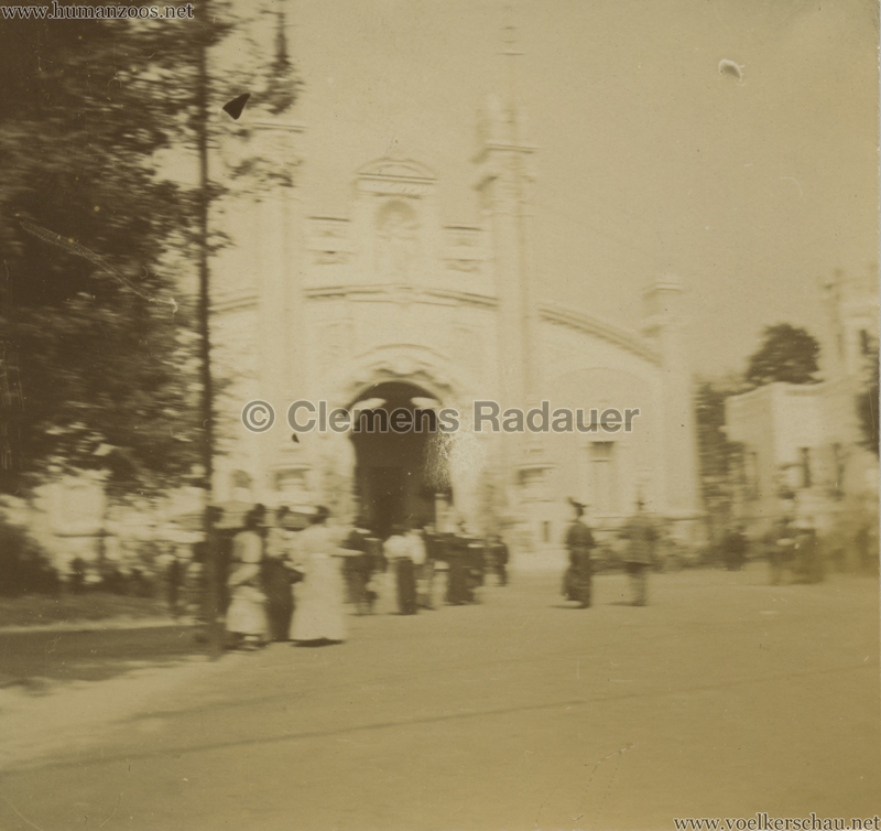 1906 Esposizione a Milano - Galleria delle belle ArtiFOTO