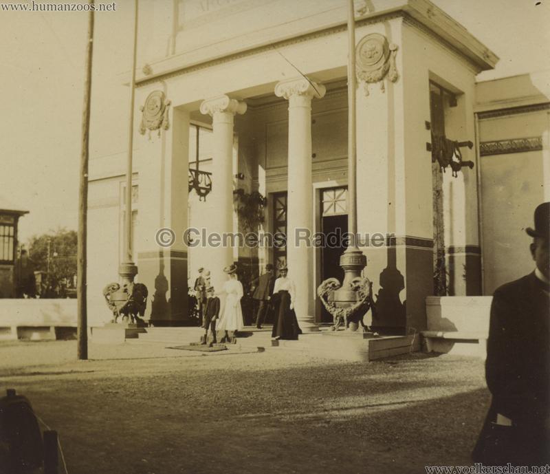 1906 Esposizione a Milano - L'architettura FOTO