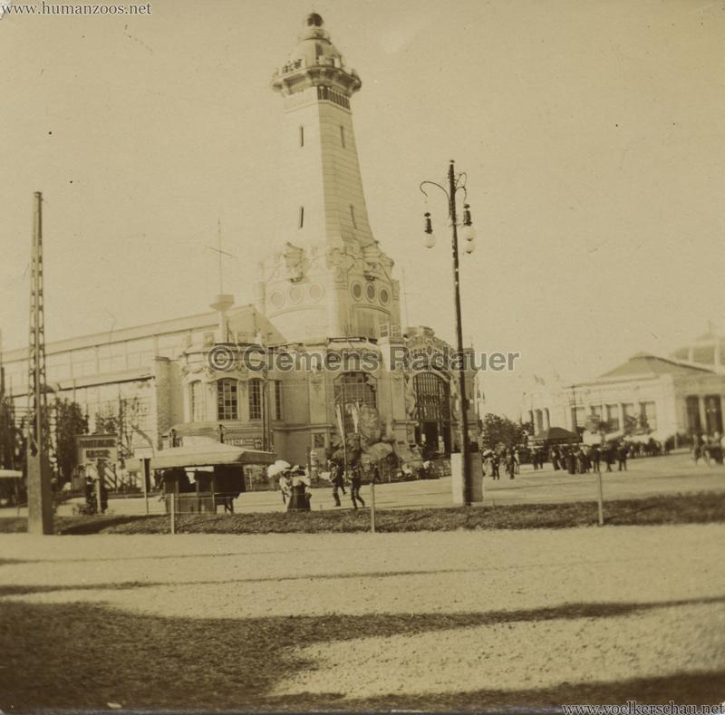 1906 Esposizione a Milano - Marina Italiana FOTO
