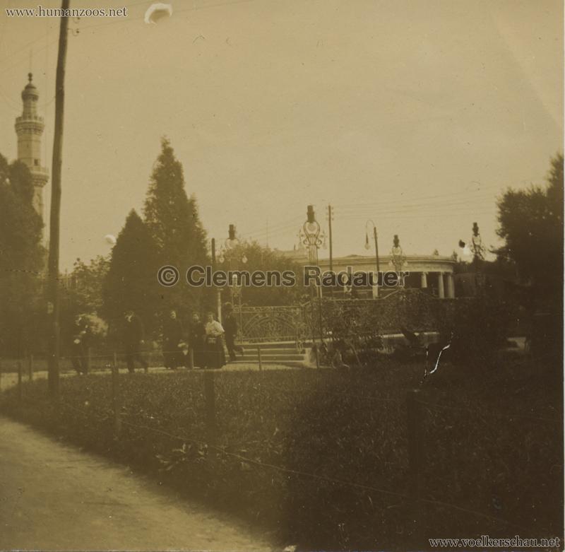 1906 Esposizione a Milano - Nel Parco FOTO