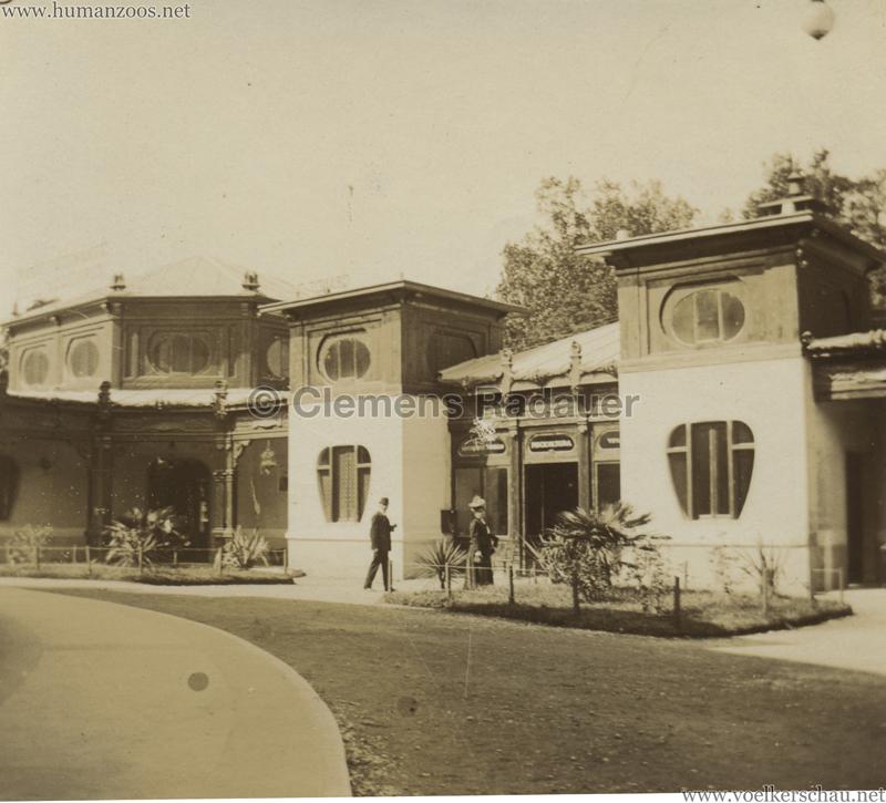 1906 Esposizione a Milano - Pescicoltura FOTO