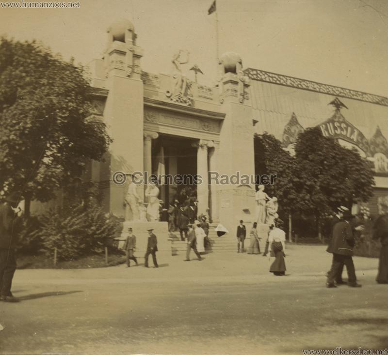 1906 Esposizione a Milano - Russia FOTO