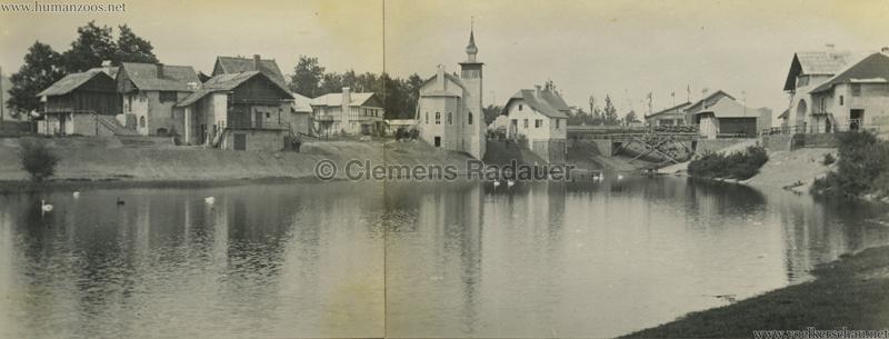 1914 Exposition Coloniale Lyon Village Alpin 1