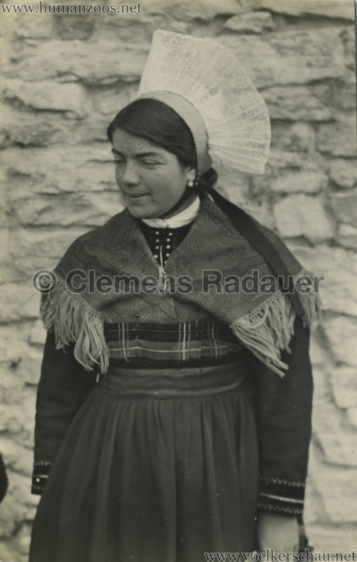 1914 Exposition Coloniale Lyon Village Alpin 3