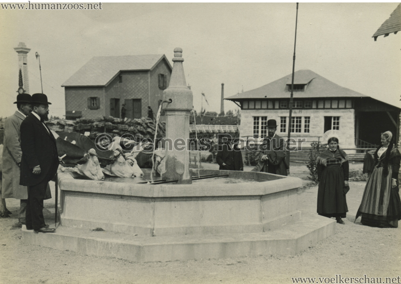 1914 Exposition Coloniale Lyon Village Alpin 4