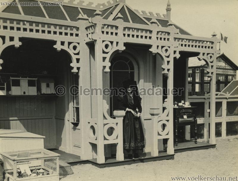 1914 Exposition Coloniale Lyon Village Alpin 5