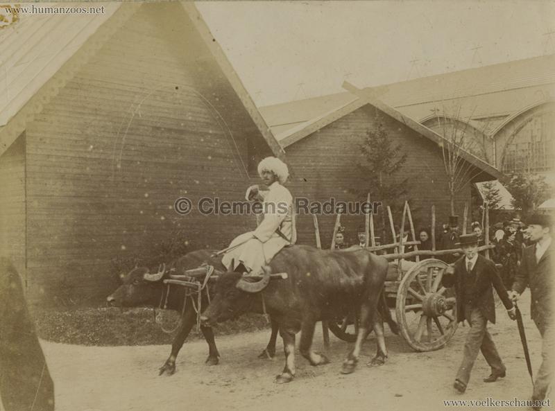 1895 Exposition Russe Hippique et Ethnographique FOTOS D2