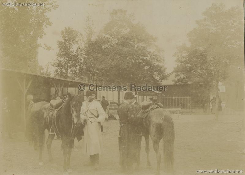 1895 Exposition Russe Hippique et Ethnographique FOTOS D3